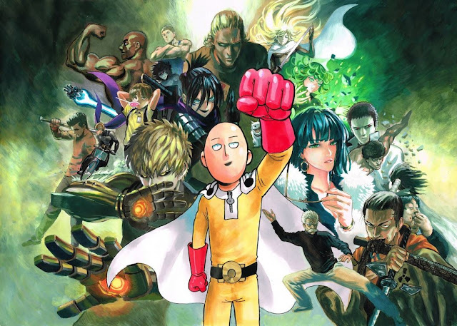 One-Punch Man chez Kurokawa