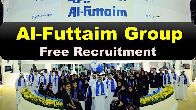 Al Futtaim Group Required Staff In UAE & QATAR.