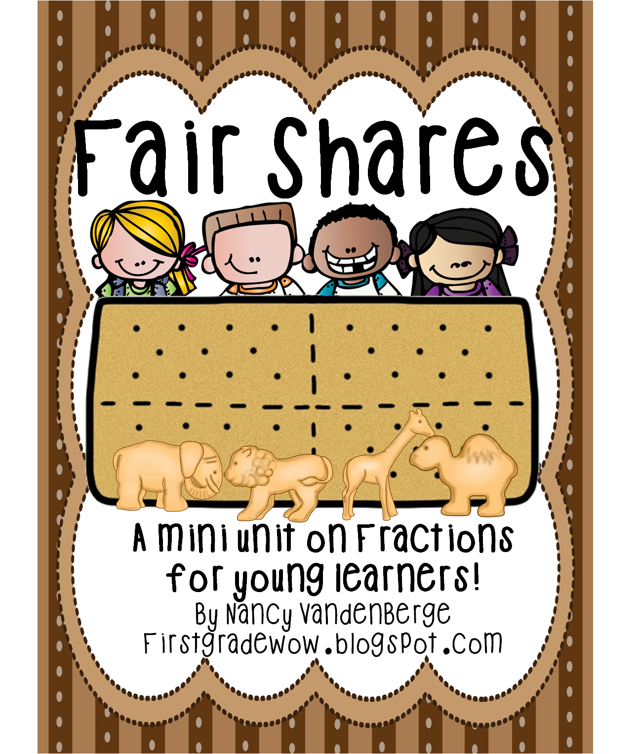 First Grade Wow Shapes And Fair Shares