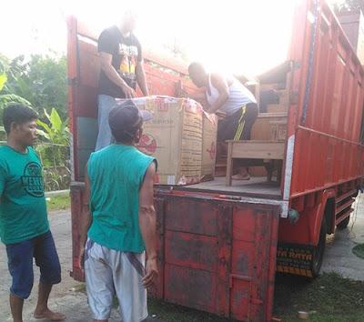 Carter Truk Pindahan Surabaya Banyuwangi