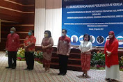 Wakili Gubernur, Praseno Hadiri Penandatangan PKS Antara Dekranasda Sulut dan Kantor Perwakilan BI