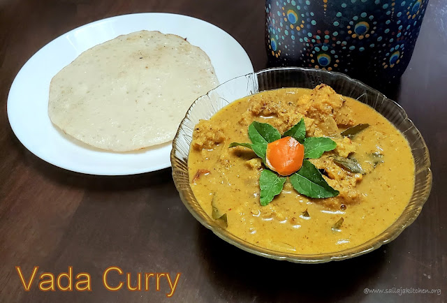 images of Vadacurry Recipe / Vadai Curry recipe / Vadaikari Recipe / vadakari Recipe/ Side dish for Idli And Dosa