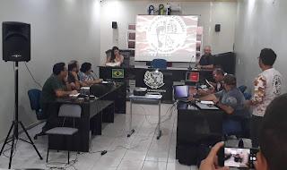 Em Nova Palmeira, trilheiros se reúnem para discutir criação da Área de Proteção Ambiental do Seridó