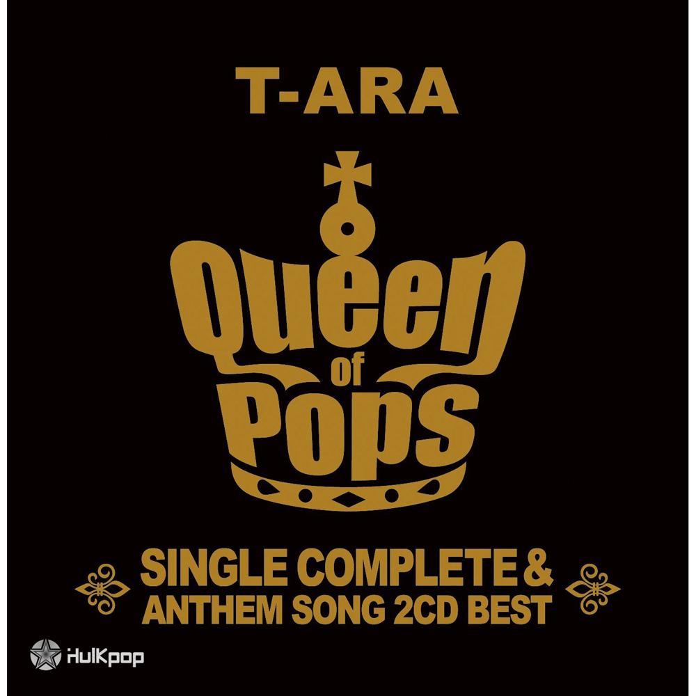 T-ara – Queen of Pops -Japanese Ver.-