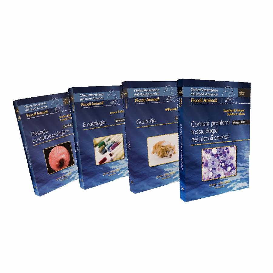 libri di clinica veterinaria