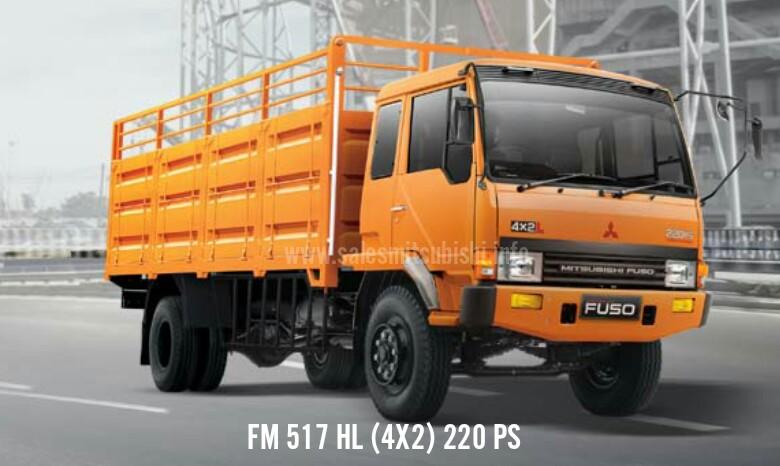 Mitsubishi FUSO - FM 517 HL