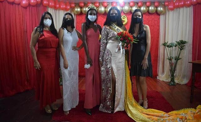 O concurso aconteceu ao longo do mês de julho, com a participação de 11 garotas que foram votadas por meio da página oficial da prefeitura em rede social (Foto: Divulgação/PMNR)