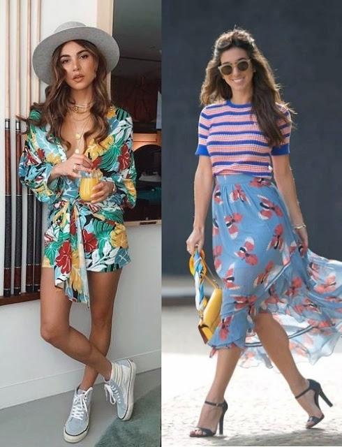 12 Looks inspiração para o verão, Negin Mirsalehi, Luiza Sobral