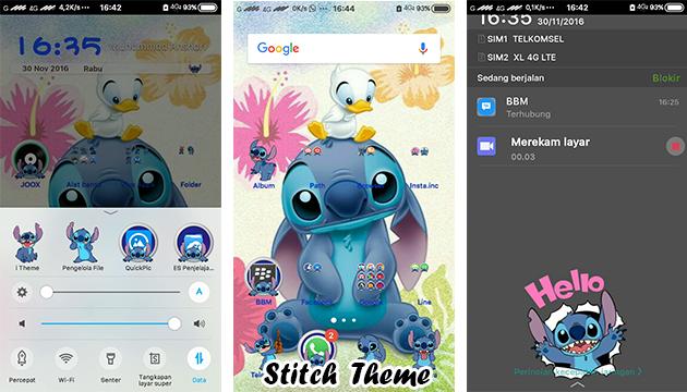 VIVO Smartphone Theme: Stitch Theme - RQA WORLD