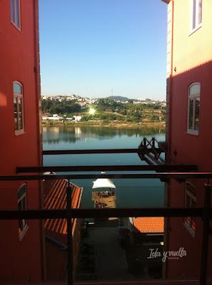 Habitación con vistas Pousada Oporto