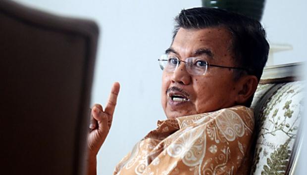 Terbang ke Inggris, JK Pamerkan Toleransi Beragama di Indonesia