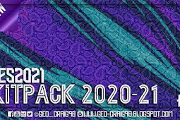 New Kitpack 2020-21 [TEST] - PES 2021