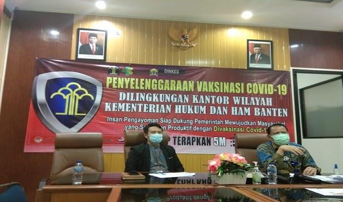 Ombudsman Banten: Evaluasi Survei IPK-IKM untuk Meningkatkan Pelayanan Kumham Banten