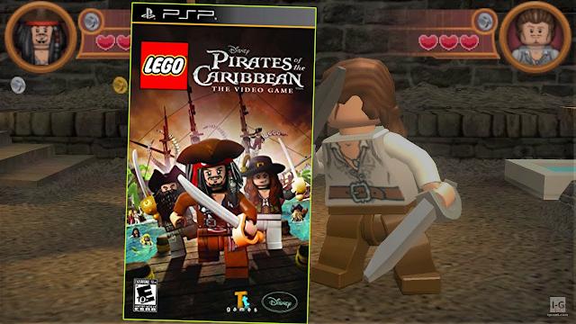 Rekomendasi 5 Game PSP Aksi Petualangan Bertema Lego Yang Kocak dan Menantang!