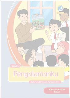 Buku Tematik Kelas 1 Tema 5 Pegangan Guru revisi 2016