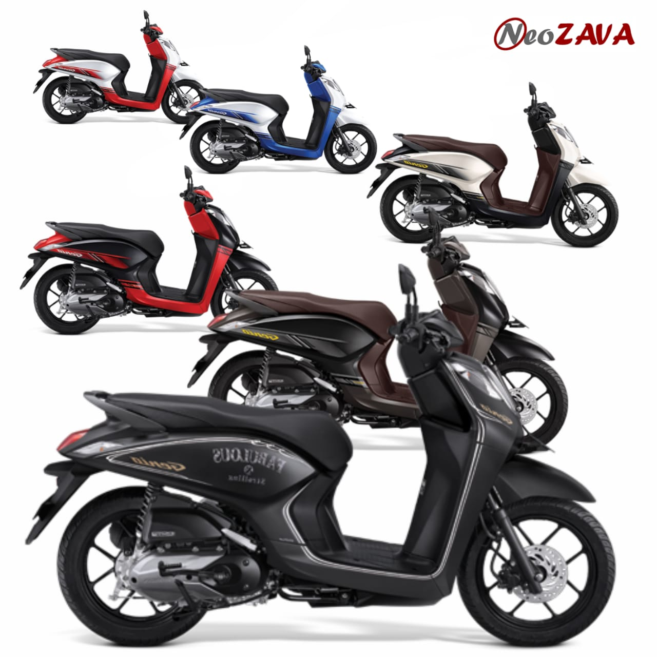 Honda genio 2020