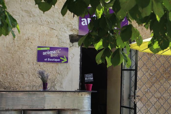 Aroma'Plantes - Aromatic Bar
