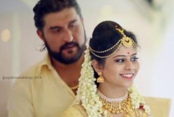 Sruthy & Rajeev | Hindu Wedding Highlights | Eyebrow Weddings