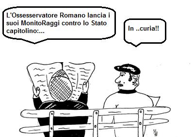 Monito Raggi osservatore Romano