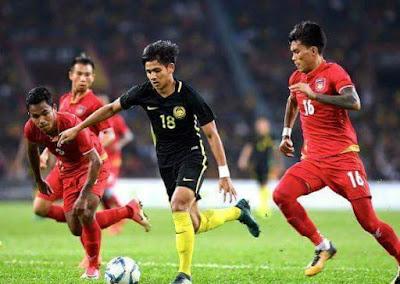 Kekuatan Akhyar Rashid Pemain Sensasi Dari Kedah Buat Pasukan Kebangsaan