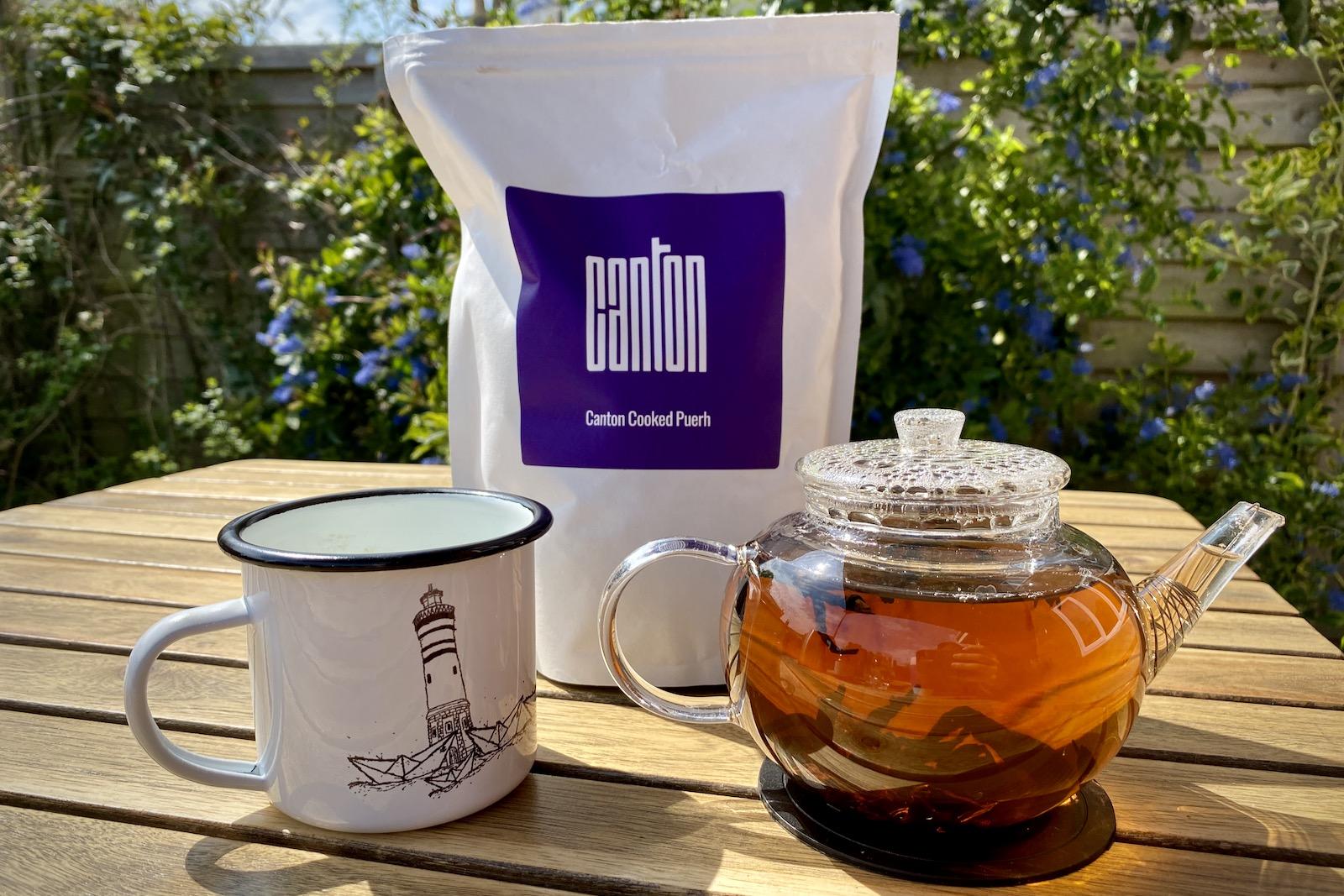 Canton Tea