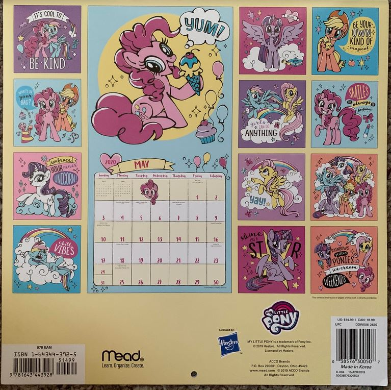 My Little Pony Convention List 2020.Equestria Daily Mlp Stuff New My Little Pony 2020