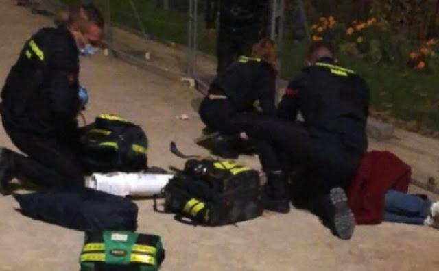Dua Warga Prancis Didakwa Karena Tikam Wanita Berjilbab