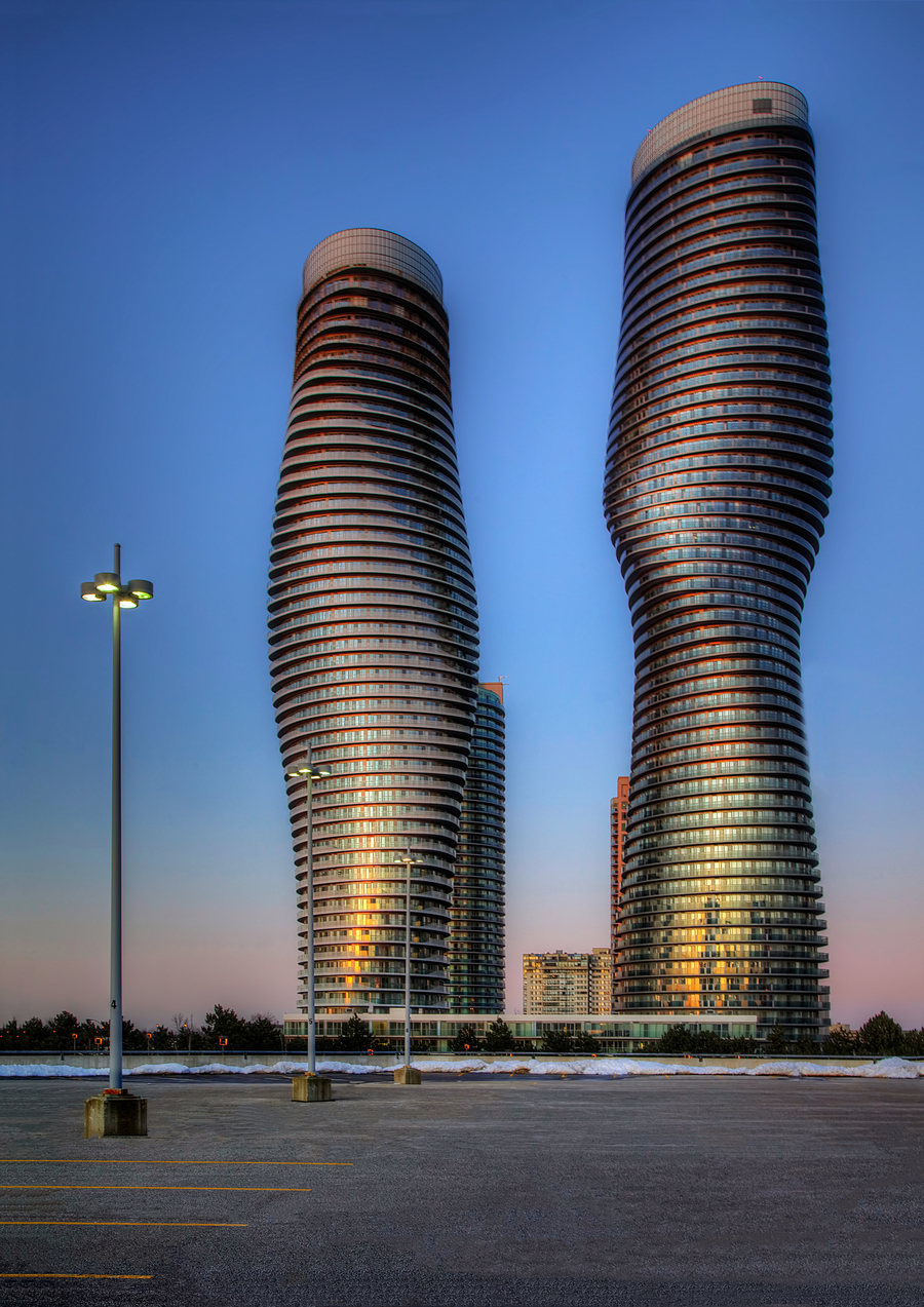 Absolute World Tower Ontario Most Beautiful