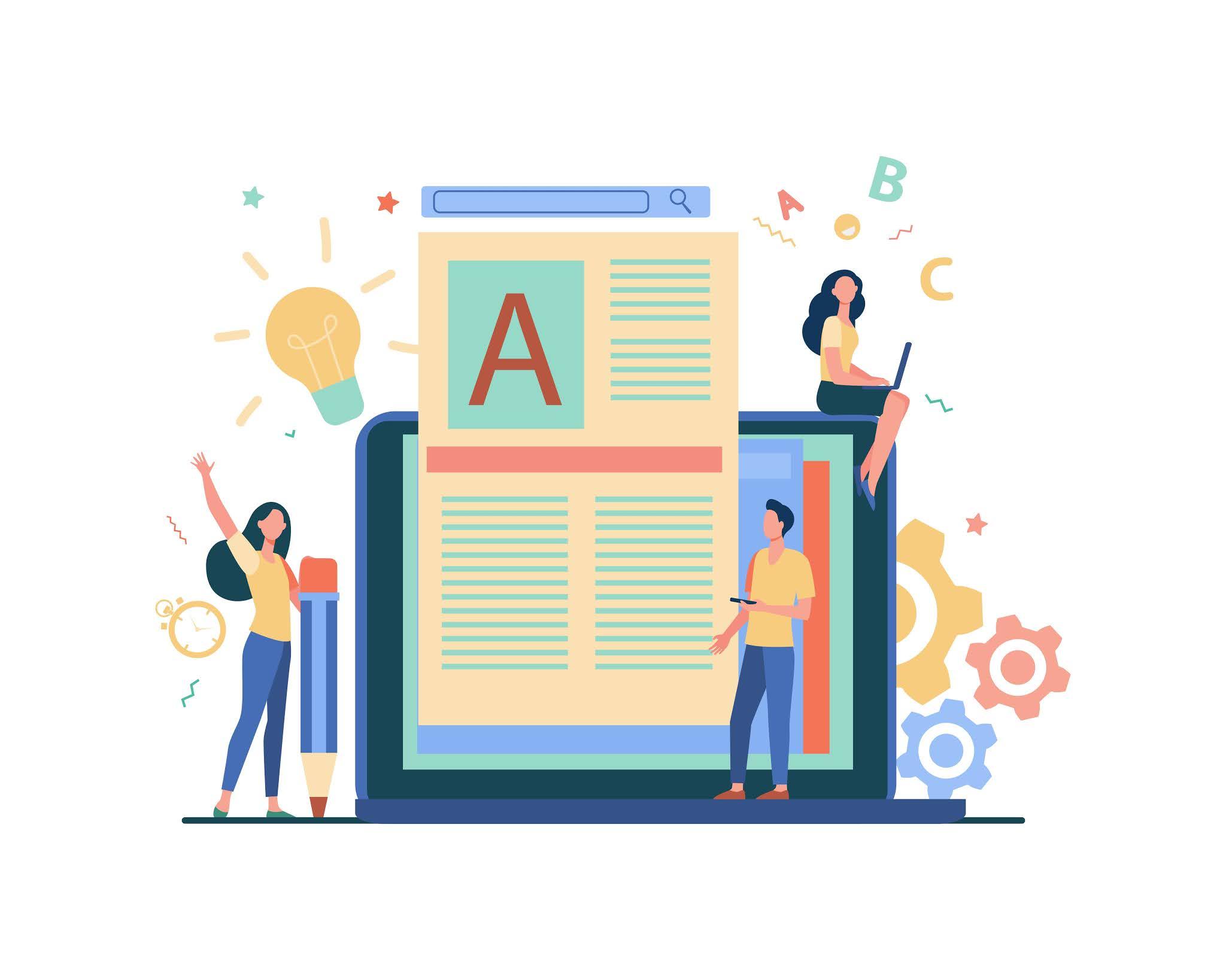 kerja sampingan untuk pelajar, Konten writer (Penulis Artikel)