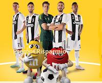 Logo M&M's concorso ''Passione da condividere'': vinci Walkabout Juventus/Torino
