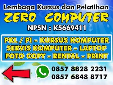 Desain Plang LKP Zero Computer