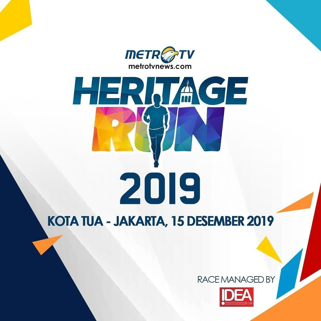 Metro TV - Heritage Run • 2019