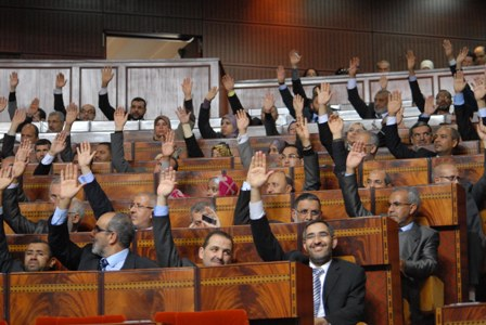 حزب لامبا ..البيجيدي يحتفلُ بإسقاط إعفاء معاشات المتقاعدين البُسطاء من الضريبة