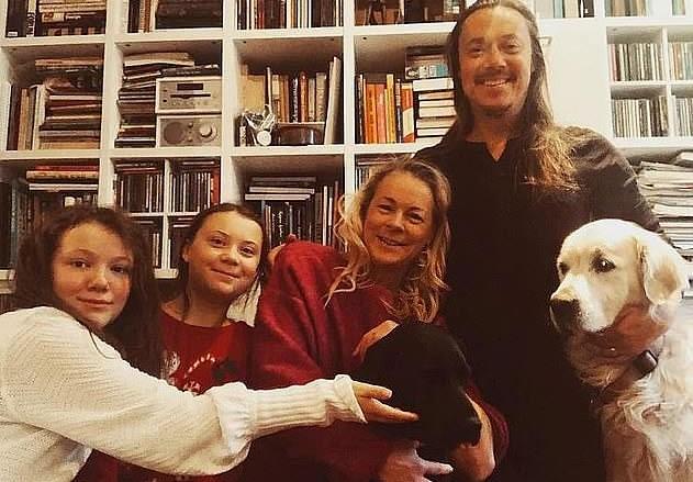 Greta thunberg family