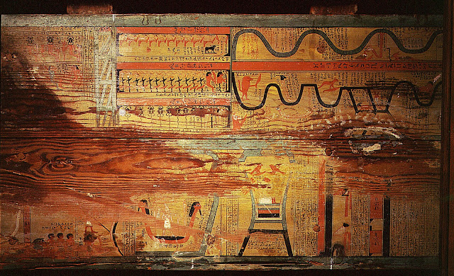 Remains of 4,000-year-old Egyptian Guide to the Underworld discovered
