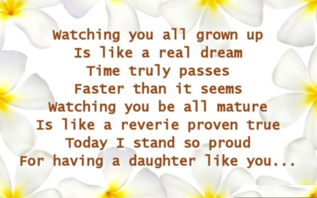 15 Happy Birthday Wishes for Father from Daughter Quotes with – Birthday Greeting for a Daughter