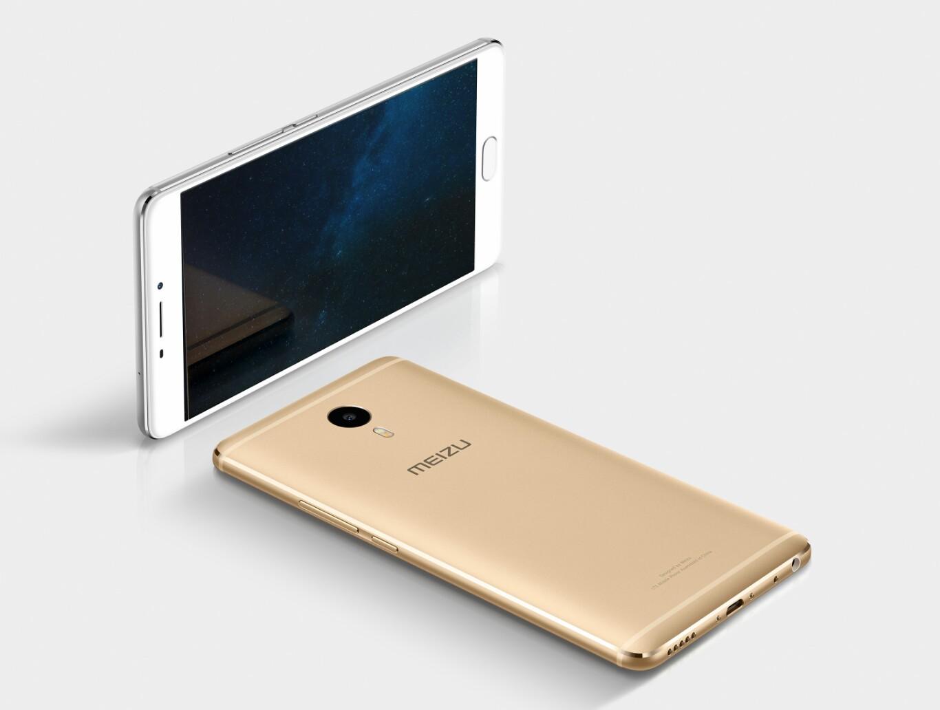 Meizu M3 Max Smartphone