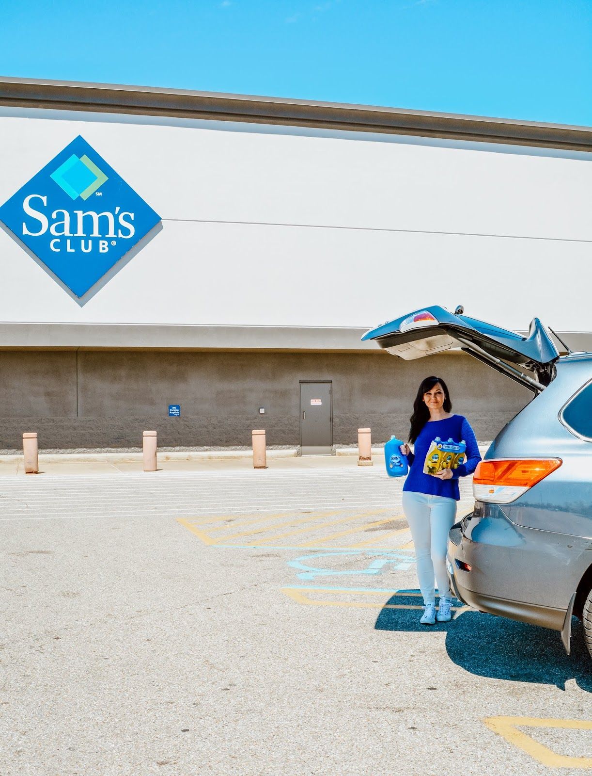 Dawn Sam's Club