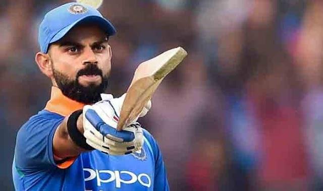 ICC ODI Ranking:कोहली, बुमराह शीर्ष स्थान पर बरकरार हैं जबकि पैट कमिंस एक स्थान नीचे खिसक गए हैं
