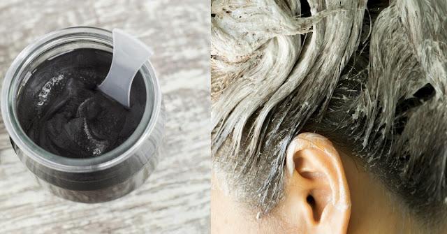 Comment faire de la coloration cheveux maison noir profond (sans produits chimiques)