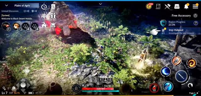 Game RPG Online Android Terbaik 2019