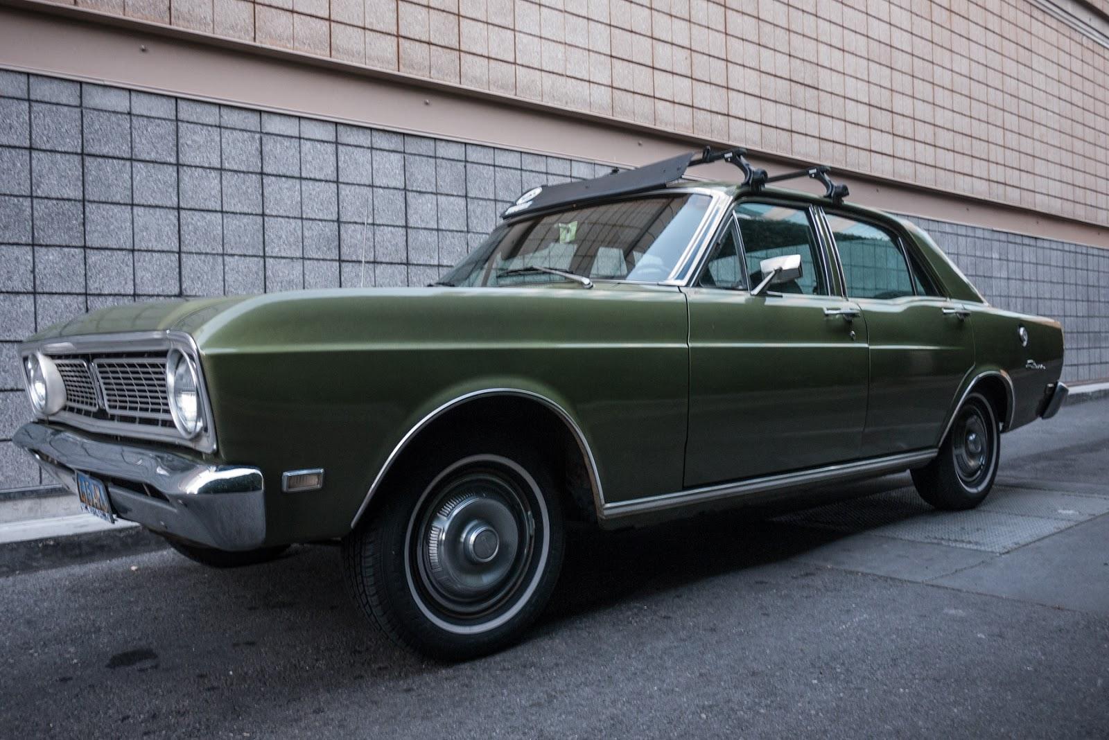 The Street Peep 1969 Ford Falcon Futura