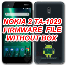 Nokia 2 TA-1029 Offical Stock ROM Firmware/Flash File Download