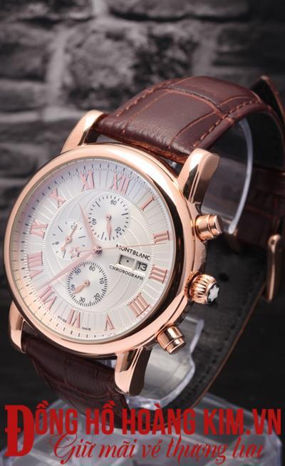 đồng hồ nam mới nhất