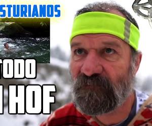 ❄Aplicando el MÉTODO WIM HOF (en los ríos de Asturias)