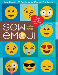 SEW EMOJI QUILT-HAPPY FACE QUILTS