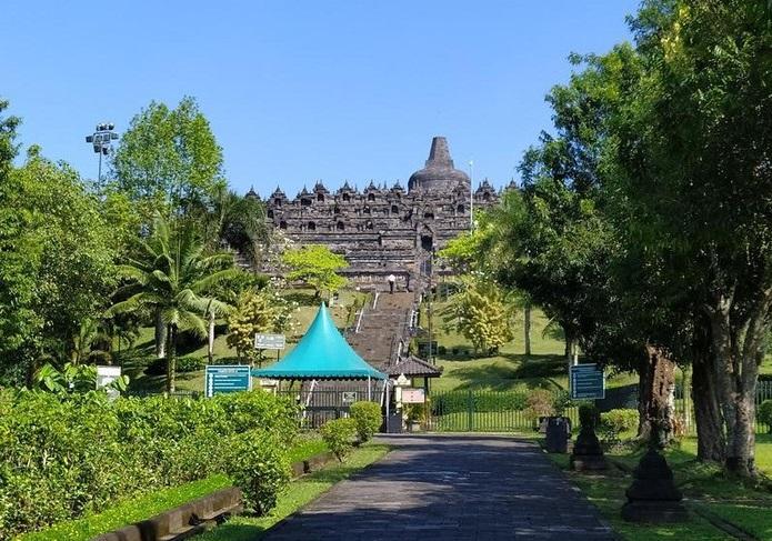 Muhammadiyah Beri Tanggapan Soal Heboh Wisata ke Borobudur Haram