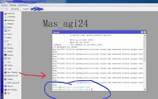 Tutorial Membuat Voucer Wifi Masal Dengan Microsoft Excel di Mikrotik