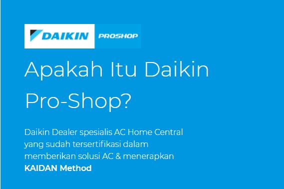 Daikin proshop Indonesia