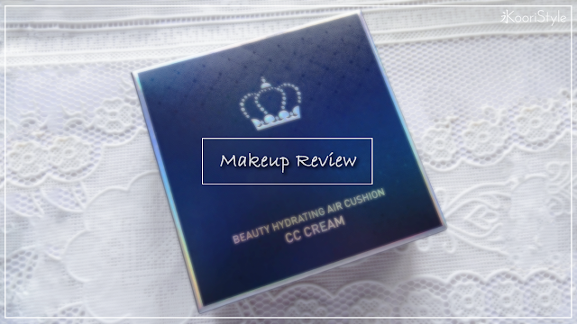 KooriStyle, Koori, Style, Mumuso, Mexico, México, Makeup, Maquillaje, CC, Cream, Cushion, Korean, Corea, Maquillaje Coreano, Korean Makeup, Review, Reseña, Cute, Kawaii, Kpop, Packaging
